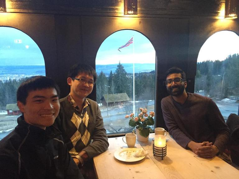 Meetup in Norway