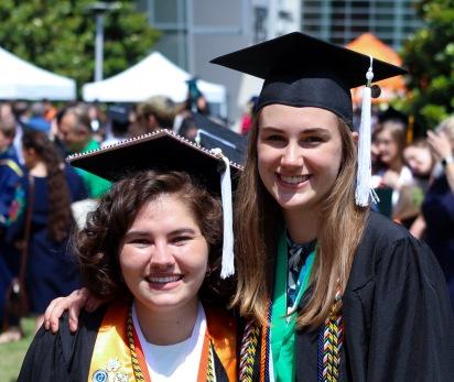 Joanna Haug and Rachel Kyes
